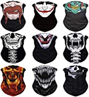 Headwear, Bandana, Neck Gaiter, Head Wrap, Headband for Men and Women, Multifunctional Head Scarf, Face Mask,