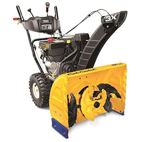 snow blower gas electric start - 9