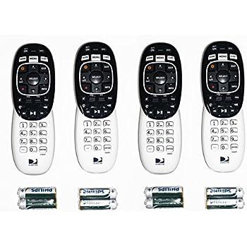 Amazon com: DIRECTV 2 Pack RC73 IR/RF Remote Control