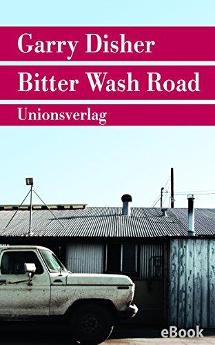- Bitter Wash Road: Kriminalroman (metro) (German Edition)