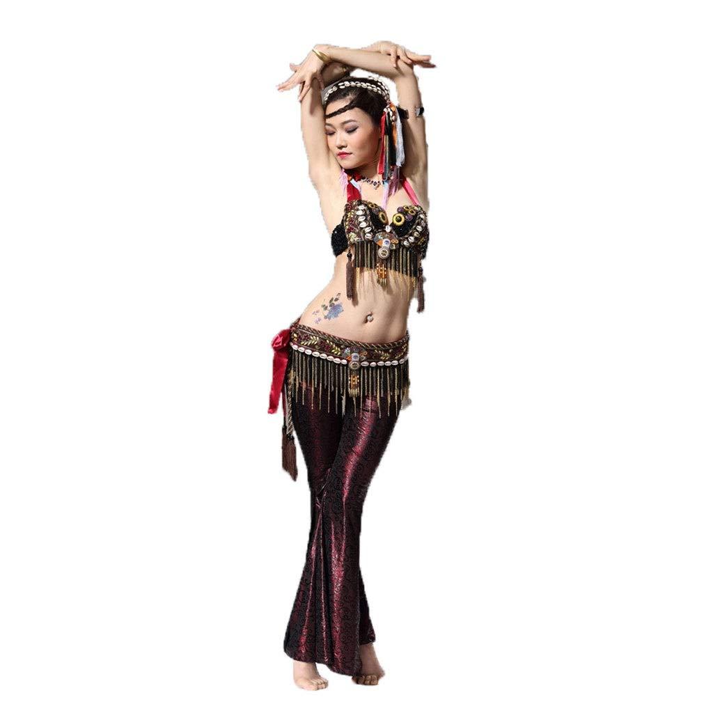 完璧 大人の女性のベリーダンスの種族の風衣装のパフォーマンスセット l B07PHFF819 L l|Jujube L Jujube l|Jujube L l, ヒノヤバッテリーショップ:a5412a96 --- a0267596.xsph.ru