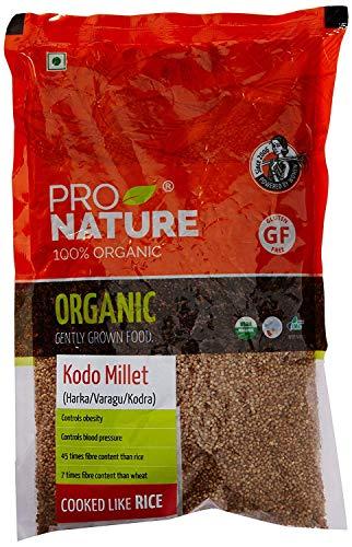 Pro Nature 100% Organic Kodo Millet, 500 g by Hindustan Mart