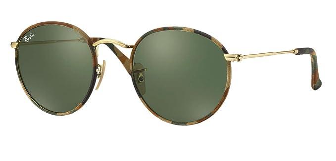 Ray-Ban Gafas de sol - para mujer leopardo verde: Amazon.es ...