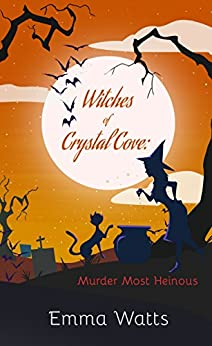 Witches Crystal Cove Heinous Mystery ebook