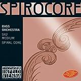 Thomastik Infeld Spirocore Double Bass E String - Medium Gauge