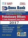 Dena Bank Probationary Officers ( Junior Management Grade Scale I ) Exam Books 2017