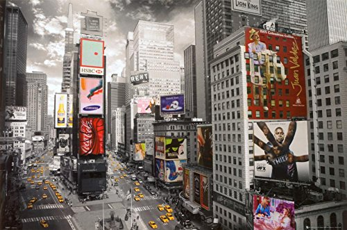 GB Eye New York Times Square Poster