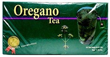 Té De Oregano/oregano Tea Aid in Cases of Respiratory Problems, Such As Flu