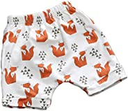Infant Baby Boys Girls Animal Printed Elastic Waist Cotton Haren Shorts