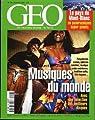 GEO n° 238 - Musiques du monde par magazine