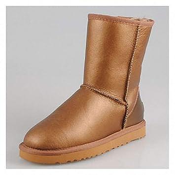 2fa90483ead2f Amazon.com: Tebapi Mens Backpacking Boots Classic Mid-Calf Real Men ...