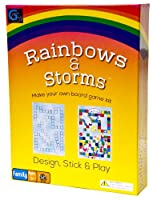 Rainbows and Storms Board Game