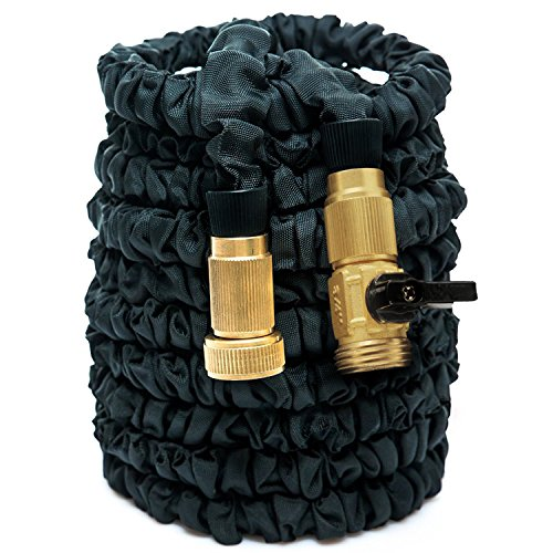 HOAEY 100ft Expanding Hose, Flexible Garden Expandable Water