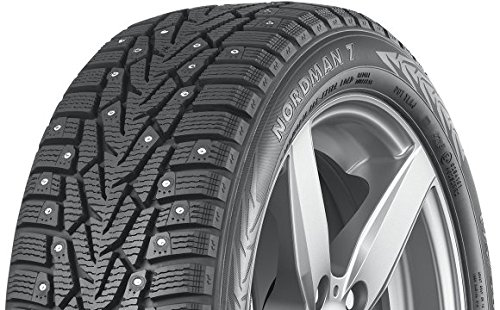 Nokian NORDMAN 7 Studded Winter Tire-235/55R17 103T TS32181
