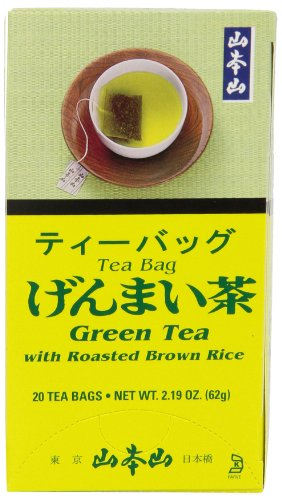 roast rice tea - 1