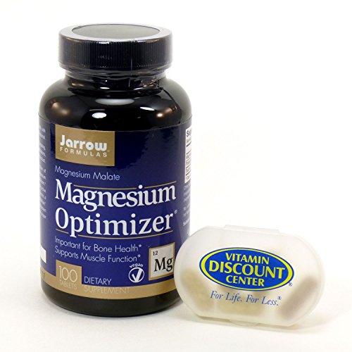 Bundle Magnesium Optimizer Citrate Tablets