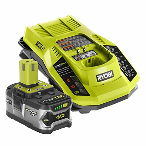 Ryobi P108 18V Lithium Battery and P117 Charger Kit New bulk by RYOBI