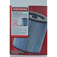 Craftsman Shop Vacuum Dry and Wet Filters Bundle