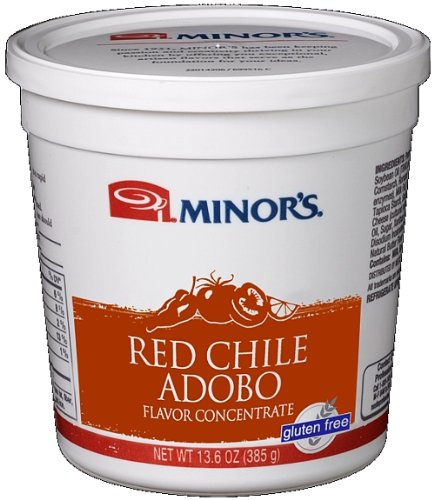 Minor's Red Chile Adobo Flavor Concentrate