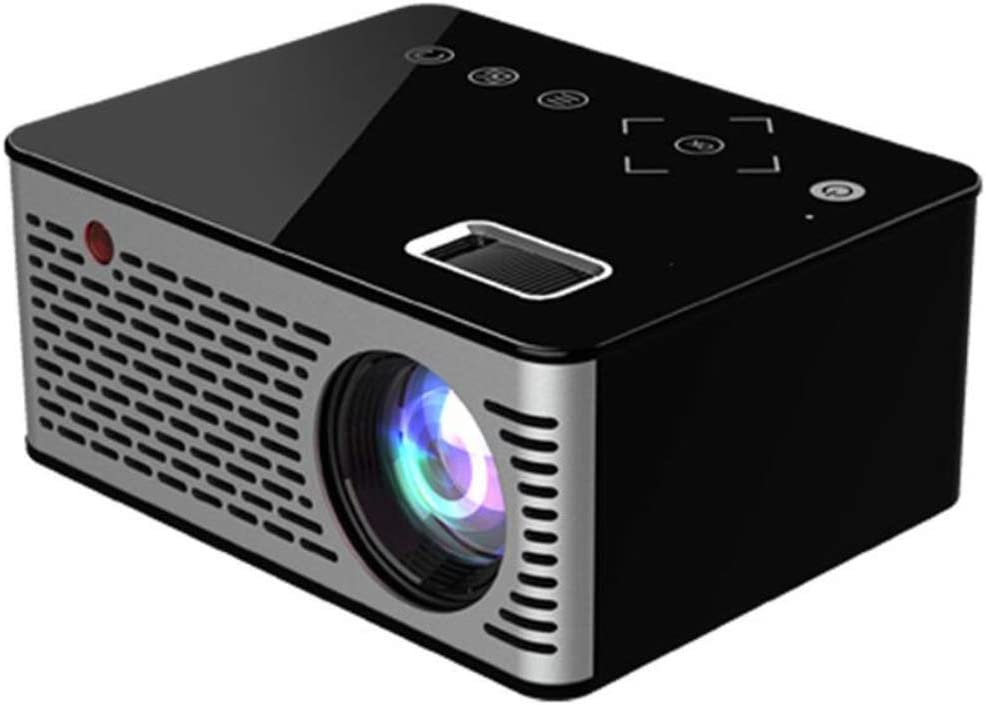 CZWNB Mini Portable Projector Home HD Children's Home Theater Projector Built-in Speaker 51tPA6RAmVLSL1000_