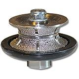 Diamond V50 Router Bit Profile Wheel Profile Grinding