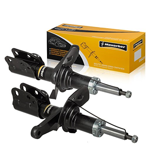 Maxorber Front Set Shocks Struts Compatible with Chevrolet Beretta,Buick Skylark