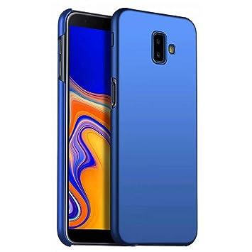 Funda Samsung Galaxy J6 Plus Caja Caso MUTOUREN PC Carcasa Anti-Scratch Anti-rasguños Bumper Protectora de teléfono Case Cover para Samsung Galaxy J6 ...