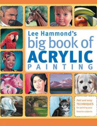 Lee Hammonds Book Acrylic Painting product image