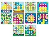 Alex Discover Button Art Activity Set Kids Art
