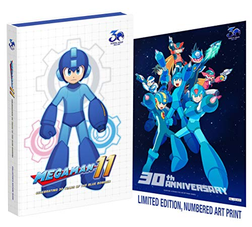 Mega Man 11: Celebrating 30 Years of the Blue -