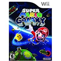 NINTENDO SELECTS SUPER MARIO GALAXY - WII