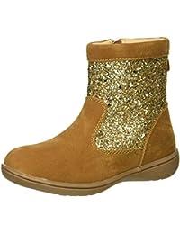 Kids Girl's Brisa Brown Boot Fashion