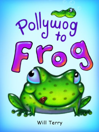 Pollywog to Frog (Frog Terry)