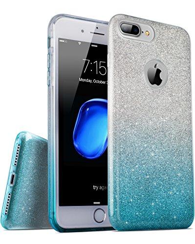 TOZO Crystal Sparkle Semi transparent Gradient product image