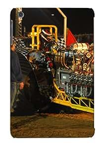 New Style Chapiterq Tractorpulling Race Racing Hot Rodtractor Engine Fire Premium Tpu Cover Case For Ipad Mini/mini 2