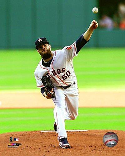 """Dallas Keuchel Houston Astros Action Photo (Size: 8"""" x 10"""")"""