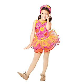 JIE. Tutu-Girl Ballet Danza Moderna Danza Indossare Set Ball Coach Pratica Vestiti Stage Performance Costume,MC