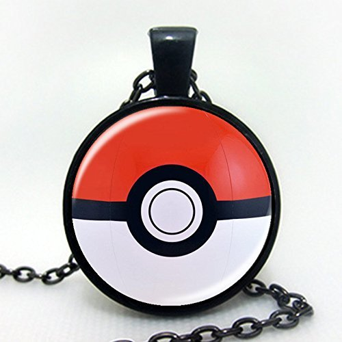 Pokemon Go Plus Pendant Necklace