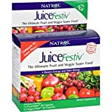 JuiceFestiv, 60 + 60 caps by Natrol (Pack of 2)