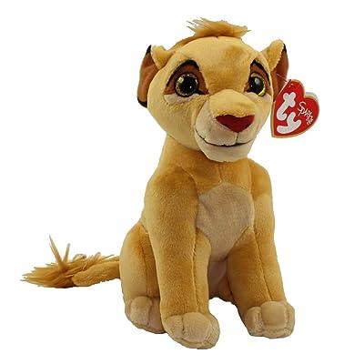 TY BEANIE BABIE Simba Lion King: Toys & Games