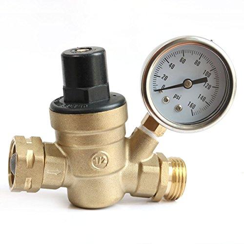 Top best drip irrigation pressure regulator of
