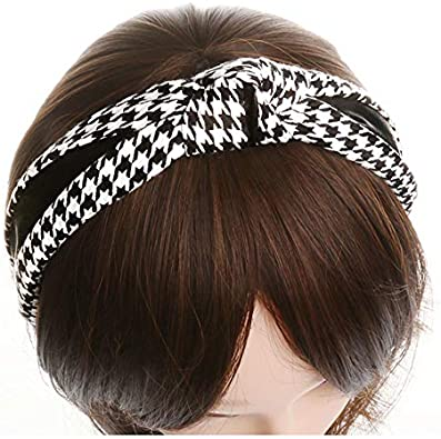 Leather Hair Band Axy HR27a Cerchietto in pelle serie 27a