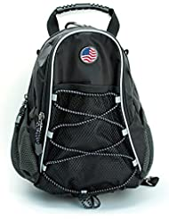 CMC Scottsdale The MAX Day Pack with American Flag Marker