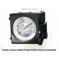 CP-X885 Hitachi Projector Lamp Replacement. Projector Lamp Assembly with High Quality Genuine Original Ushio Bulb Inside.