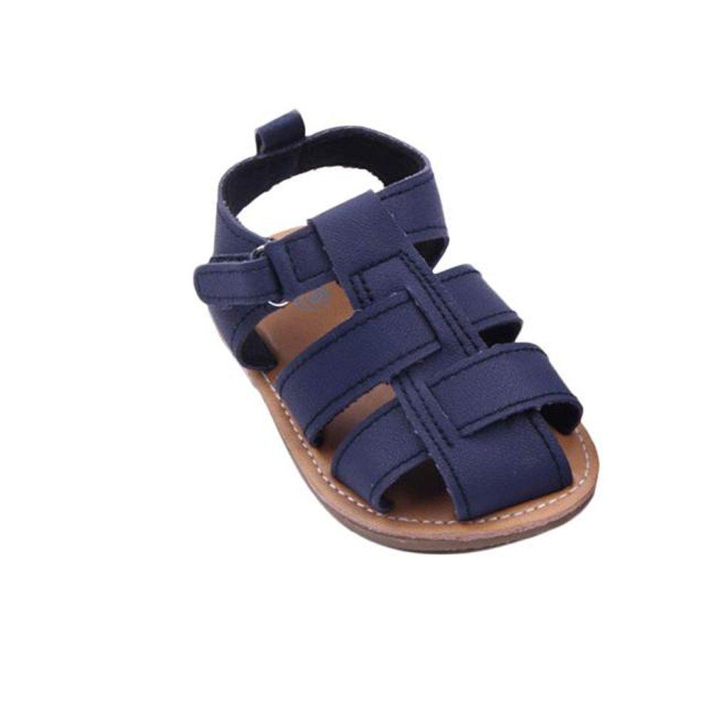 Tonsee® pour bébés garçons Sandales Toddler Scrub Premiers Trotteurs Kid Chaussures