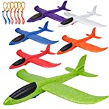 """BooTaa 6 Pack Airplane Toys, Upgrade 17.5"""" Large"""
