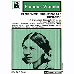 Florence Nightingale, 1820-1910