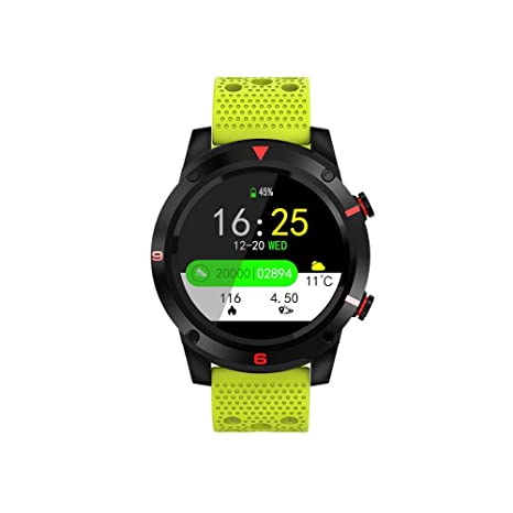 Amazon.com: Reloj inteligente M26 con brújula GPS IP67 ...