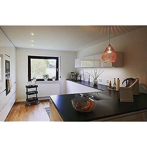 Extra grande lampe de plafond en bois/bois lampe/bois de style ...