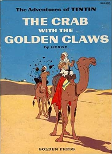 Crab with the Golden Claws (The Adventures of Tintin